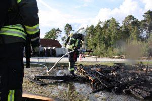 Übung der Aktiven Wehr - Termin 1 (Montag) @ FWZ Hemhofen/ Zeckern